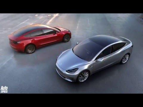 Tesla Car Model 3: is coming in 2018