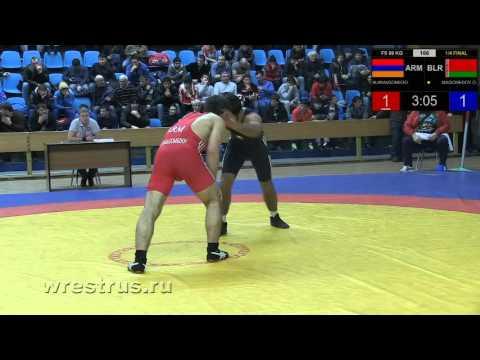 86 кг. Нурмагомедов Гаджимурад - Магомедов Омар