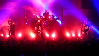 Machine Head - The Blood, the Sweat, the Tears (live, München, Kesselhaus, 25.11.2011)
