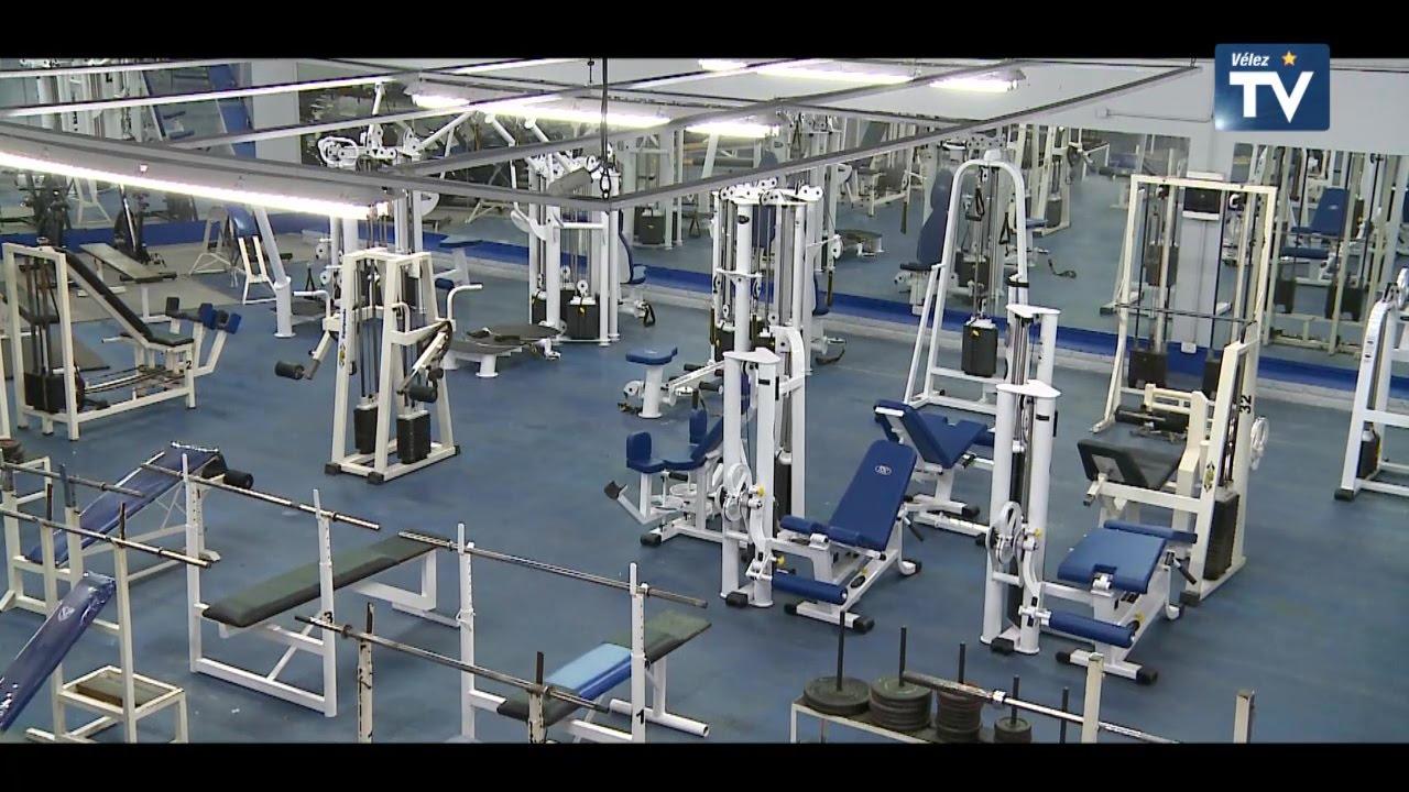 Inauguraci n gimnasio musculaci n youtube for Gimnasio musculacion