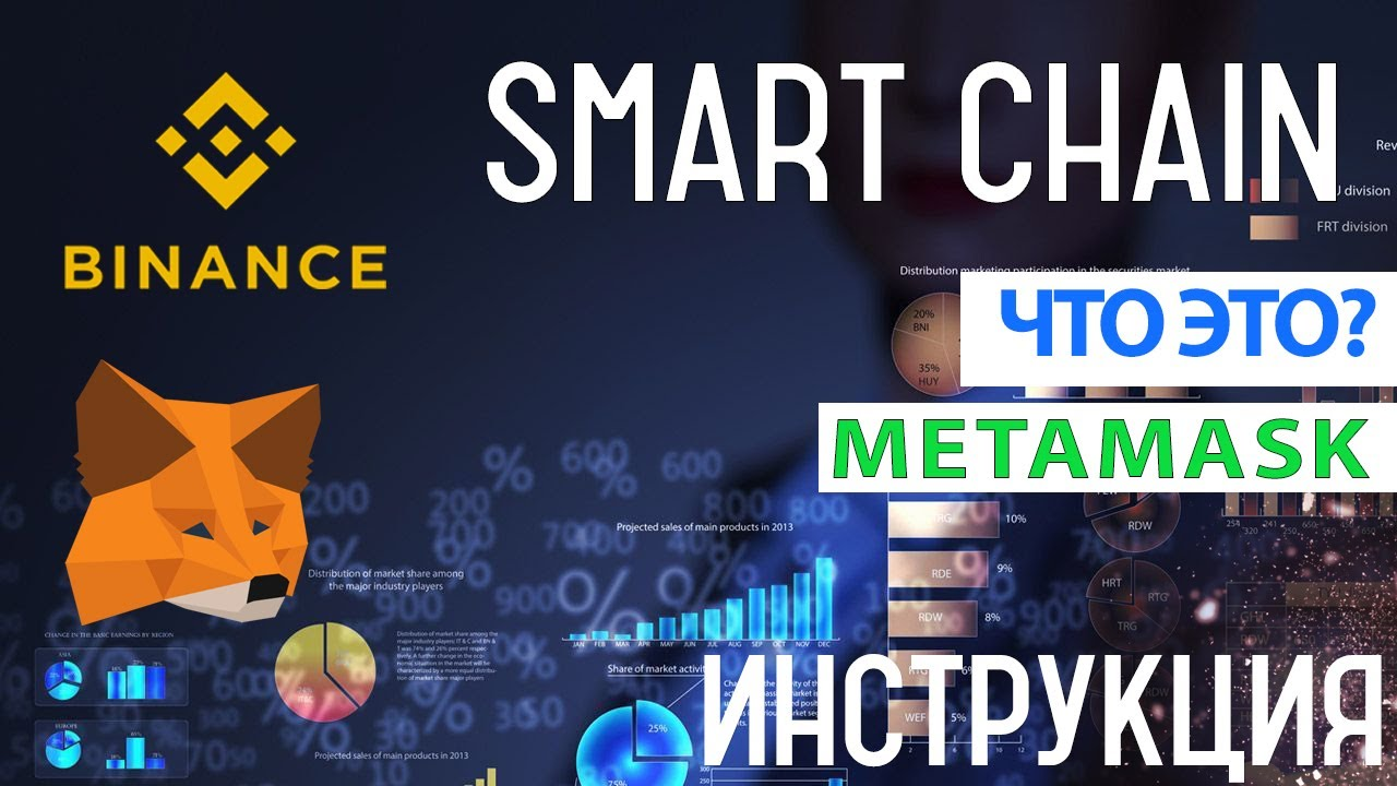 как настроить Binance Smart Chain в Metamask