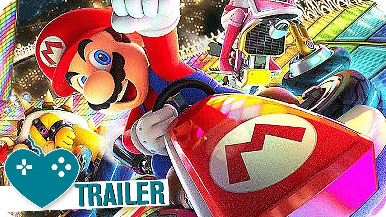 Mario kart 7 trailer deutsch / Most popular classic kid movies