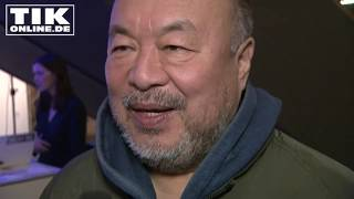 Ai Weiwei very personal about life and peace!