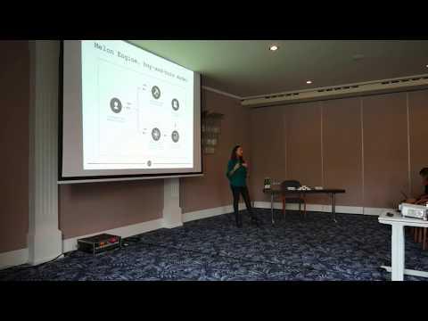 'Governance models of Melonport' - Jenna Zenk / Melonport