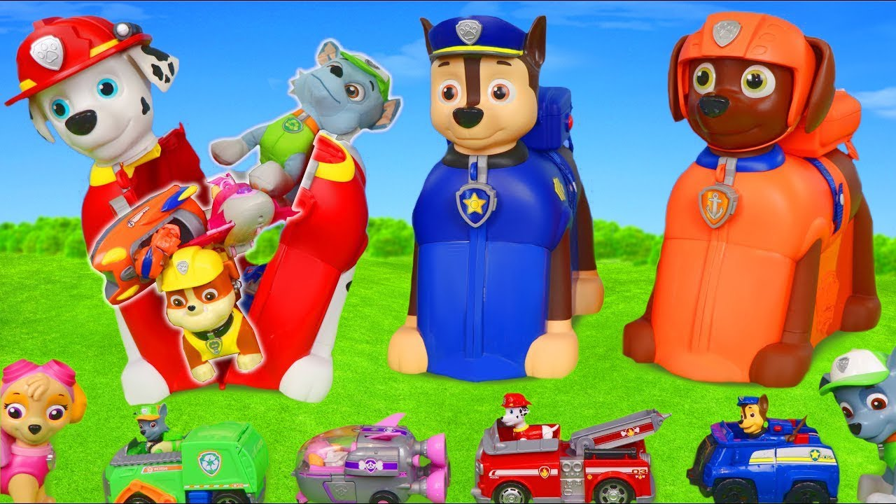 Large Paw Patrol Ultimate Rescue Construction Vehicle ...  Cars Paw Patrol Pups