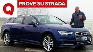 Audi A4 Avant G-Tron: la prova completa di Paolo Massai   Quattroruote