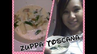 Zuppa Toscana Recipe (potato And Sausage Soup)
