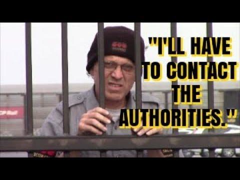 1st Amendment Audit, Oxnard Auto Distribution Center: Not Camera Friendly