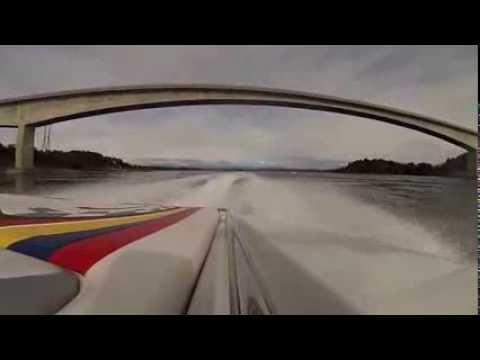 Formula 382 fastech Test radøy rundt
