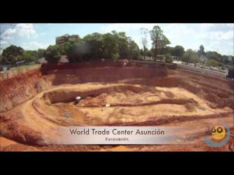 WTC Asunción - Excavación