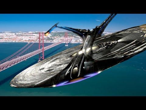 The BIGGEST Ships in STAR TREK