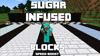 Mod Sugar Infused para Minecraft 1.7.10 Forge
