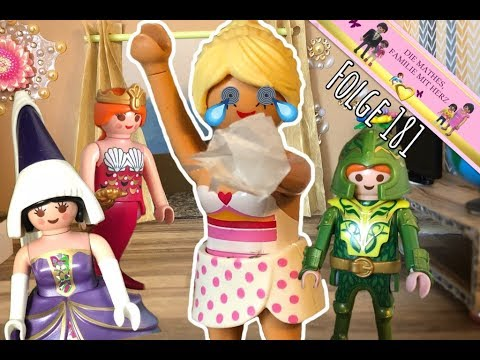 playmobil-kinderfilm-deutsch---kostümparty-bei-tante-frieda-im-modernen-wohnhaus---spielzeugfiguren