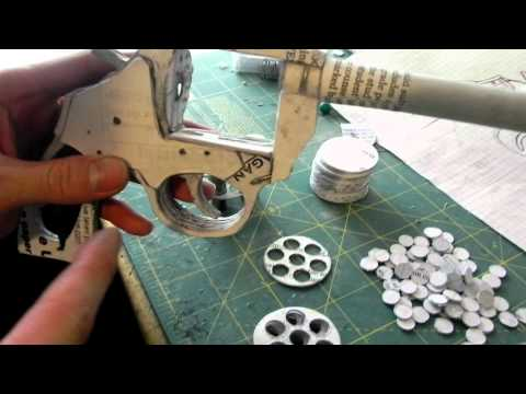 Paper Revolver Pt. 4: Holes & Threading