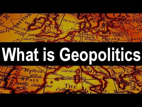Geopolitics ( in Hindi )