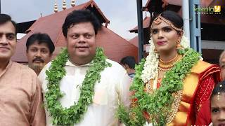 Anoop Chandran Marriage And Wedding Function Full - Kerala9.com