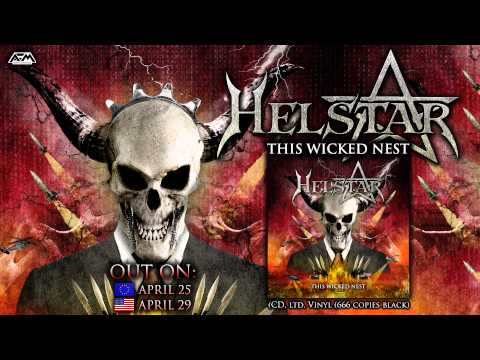HELSTAR - Fall Of Dominion (2014) // AFM Records
