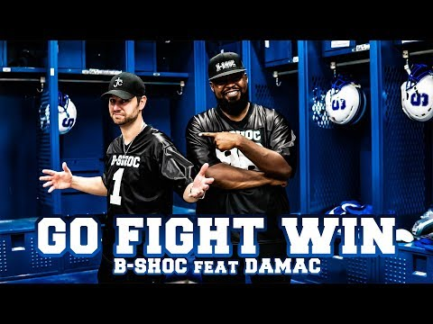 B-SHOC feat. Damac - Go Fight Win (MUSIC VIDEO)