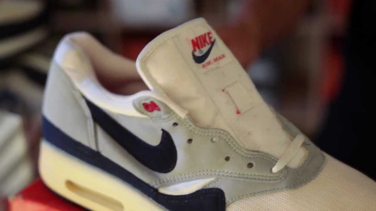 Nike Air Max Vintage Shoes