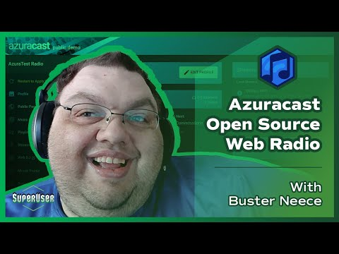 AzuraCast is Web Radio in a Box! | Free Open Source Web Radio