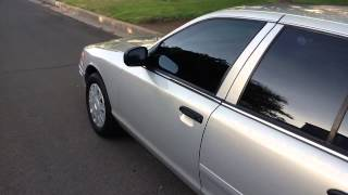 Selkcomm 2008 Ford Crown Victoria P71 44K miles