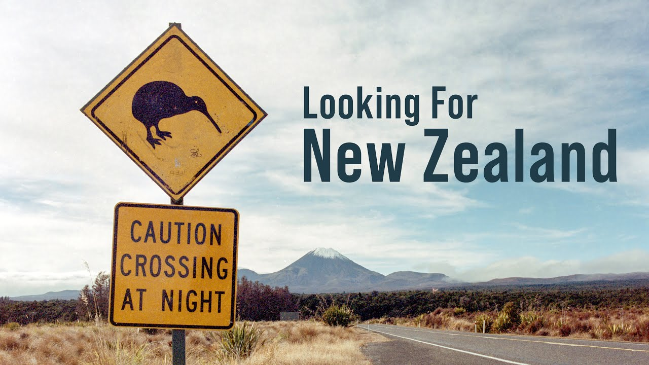 Looking For New Zealand | A Film Photography Project