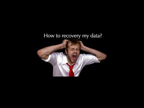 How to recover Laptop, Mobile, Memory Card, Pendrive, HardDrive etc Data in Few Sec.