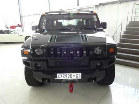 2009 hummer h2 sut 6000 super charged auto for sale on auto trader south africa youtube. Black Bedroom Furniture Sets. Home Design Ideas