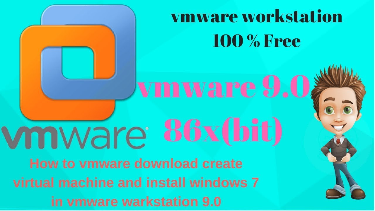 How to download vmware workstation 10 in windows 7 youtube.