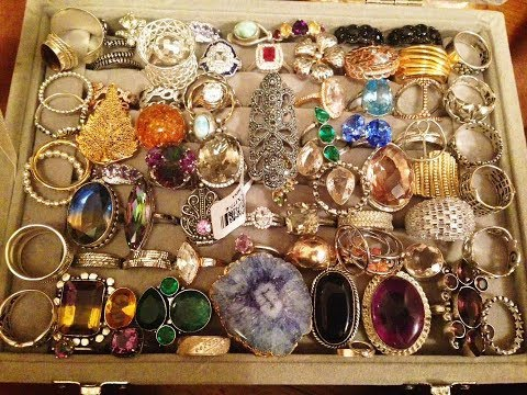& Inside my Jewelry box the good stuff - YouTube Aboutintivar.Com