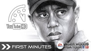 Tiger Woods PGA Tour 14 (PS3/Xbox360) - First Minutes Gameplay HD 1080p