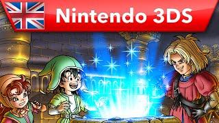 Dragon Quest VII - Overview Trailer (Nintendo 3DS)