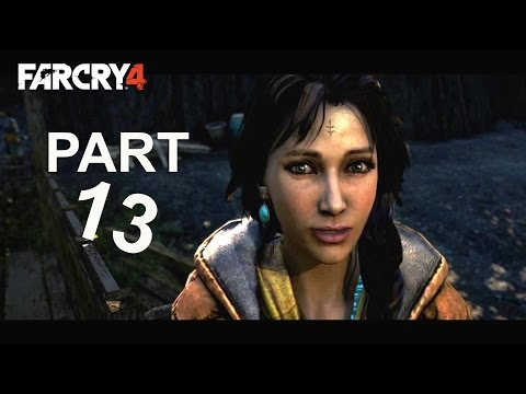 Far Cry 4 (PS4) Part 13 - The Sleeping...