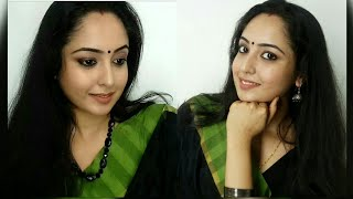 Easy makeup look for special occasions || for beginners || Malayalam
