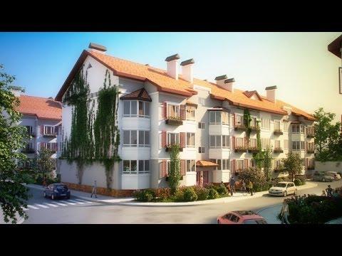 ЖК Прованс - жилой комплекс в Краснодаре