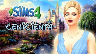 PRINCESAS DISNEY MODERNAS - CENICIENTA || LOS SIMS 4