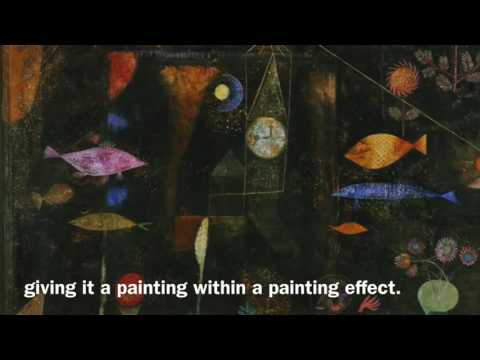 Paul Klee Abstract Artist - An Introduction For Children.