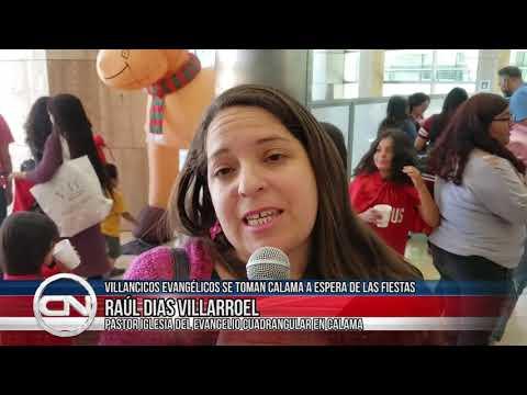 18 Dic 2019 Villancicos A Cargo De Los Niños De La Iglesia Cuadrangular