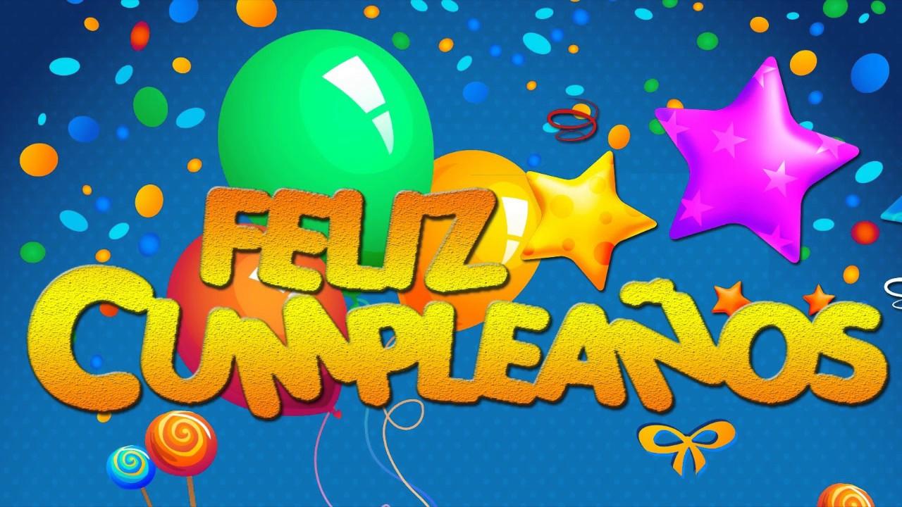 Cancion De Feliz Cumpleaños Mickey Mouse Feliz Cumpleaños Niños Nueva Cancion Youtube