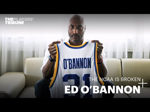 Ed O'Bannon Explains Why College Athletes Need to be Paid