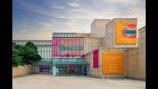 BVLGARI COLORS exhibition in Seoul