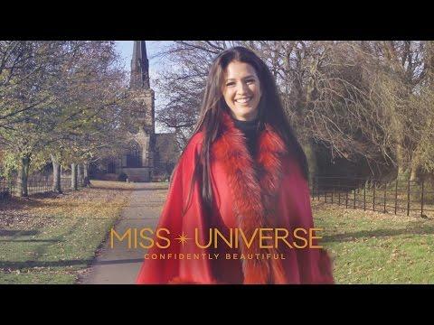 Up Close: Miss Universe Great Britain Jamie-Lee Faulkner