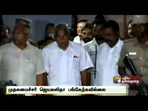 Jayalalitha, Siddaramaiah, Oomen Chandy skip Modi's swearing-in ceremony