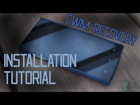 How to Install CWM Recovery on every MTK China phone ! [HD]