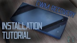 how to Install CWM Recovery on every MTK China phone ! HD