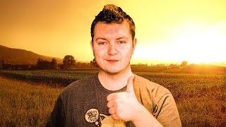 KOŃCZĘ YOUTUBE'A I ZOSTAJĘ FARMEREM!