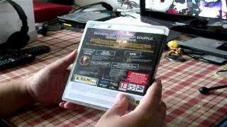 Metro Last Light Unboxing PS3 Edition Limitée