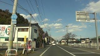 【岩手県道】243号新城馬口沢線