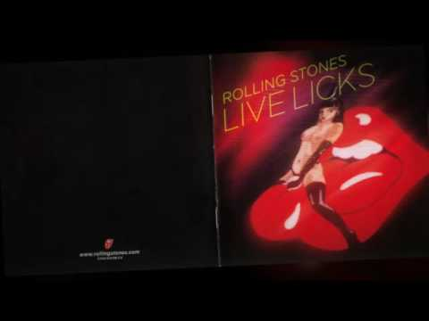The Rolling Stones - Gimme Shelter (live licks)