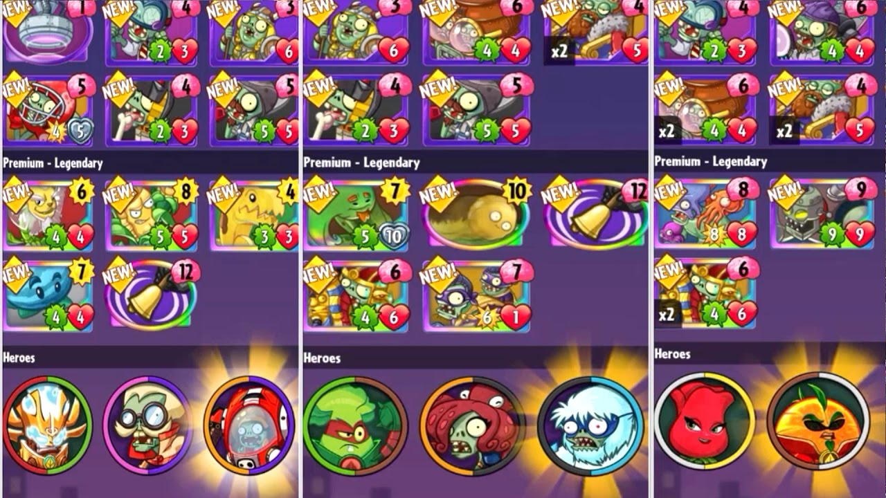 Green shadow plants vs zombies heroes rule 34 porn - 5 4